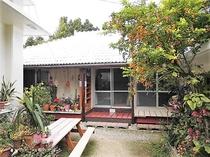 沖縄古民家宿『うもさ』
