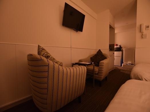 【全室バルコニー完備】こだわりの客室におトクに連泊プラン