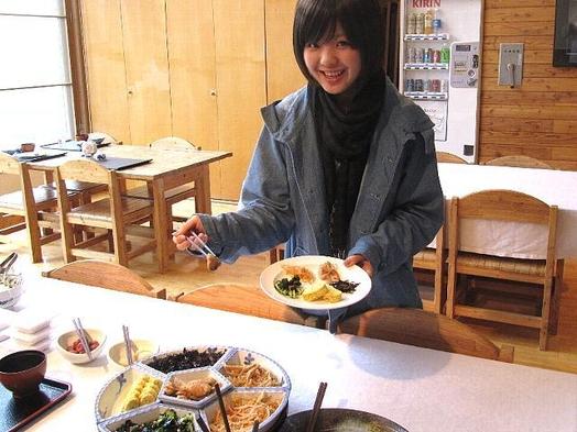 1泊朝食付き/ヘルシー♪嬉しい♪朝の和食バイキング付きプラン(^^)