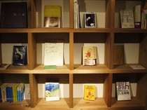 とまり木の本棚2