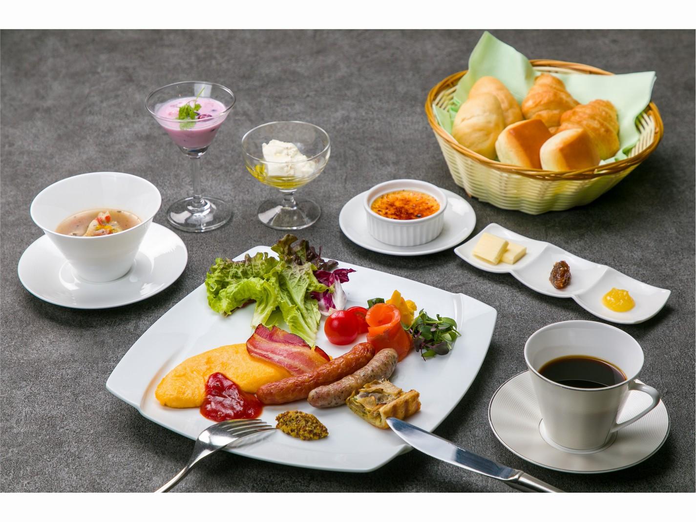 選べる朝食「洋食」