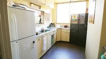 ・共用スペース 電子レンジや冷蔵庫をご自由にご利用いただけます※調理はできません