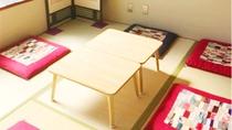 ・和室 共用スペースです