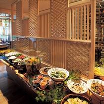 日本料理「弁慶」 和朝食ブッフェ(イメージ)