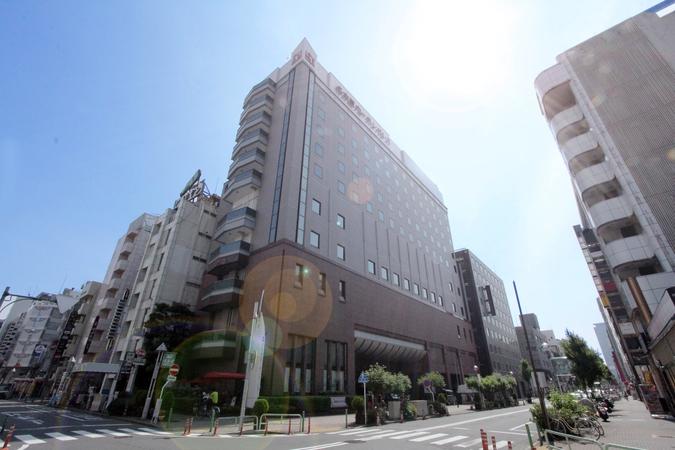 ホテル名古屋ガーデンパレス