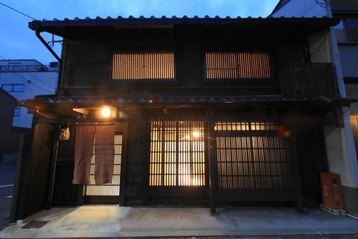TownHouse:京町家一棟貸切完全禁煙