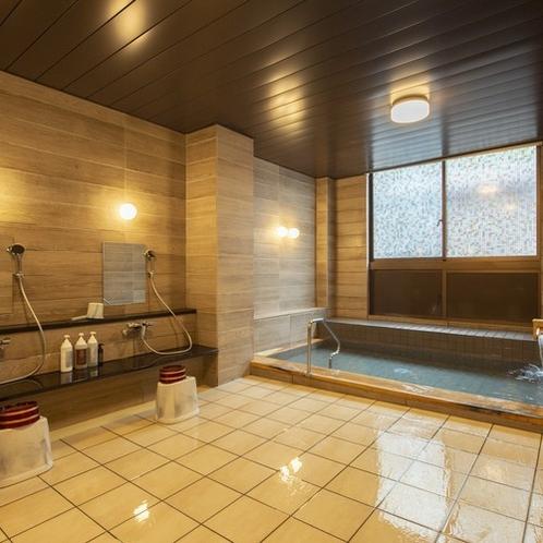 お肌の汚れや古い角質を取り除く効果があるスキンケアに適した温泉です。