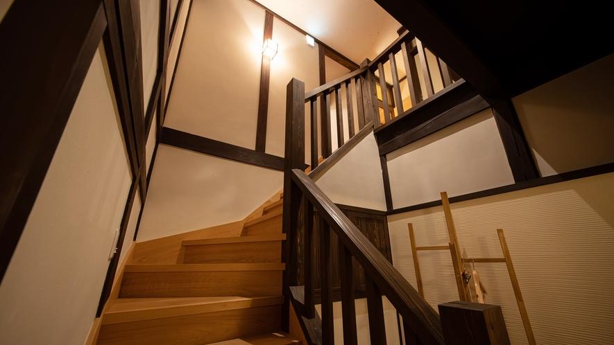*【館内一例】階段