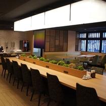 ■朝食会場■