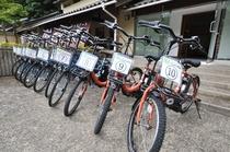 電動サイクリング