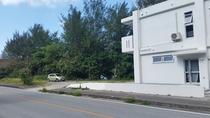 外観と駐車場