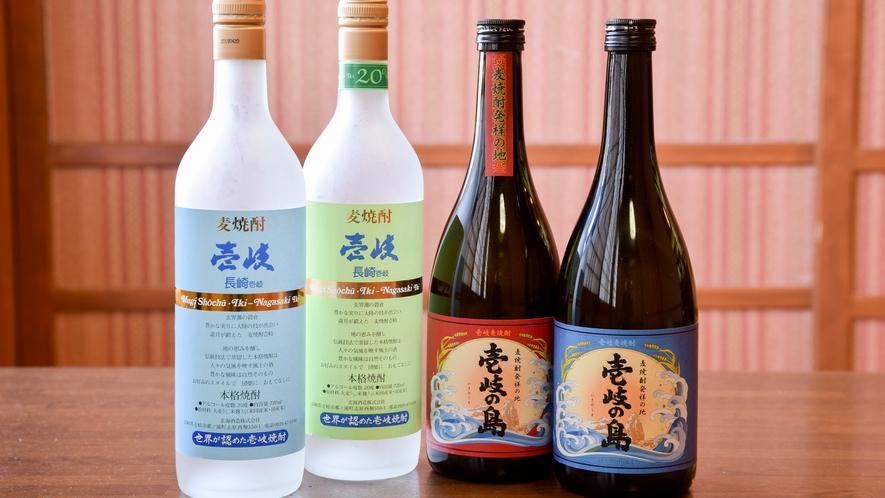 *【壱岐焼酎】壱岐にある7つの蔵元のお酒を全てお取り寄せ!1階の居酒屋でご賞味あれ♪