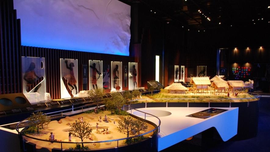 *【一支国博物館】魏志倭人伝に記載された、一支国の歴史を展示した博物館!