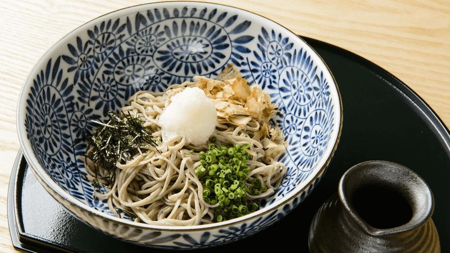 お食事処 実乃里/料理イメージ/辛味大根ぶっかけ蕎麦