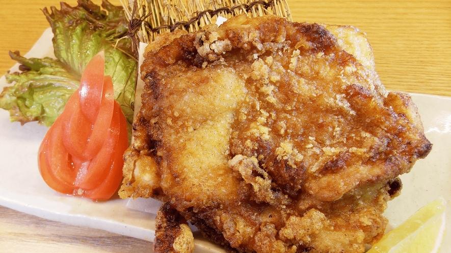お食事処 実乃里/料理イメージ/ひなどりかぶと揚げ