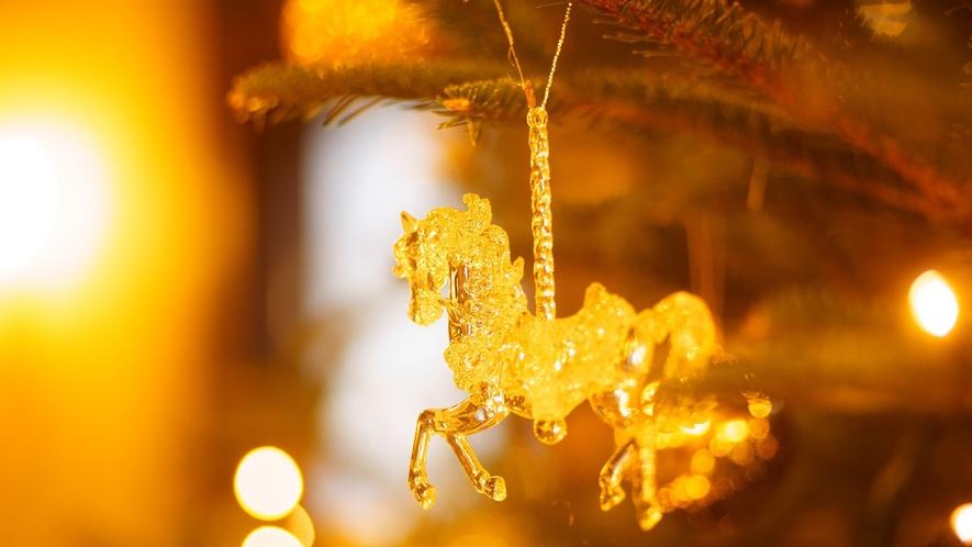 大切な人との1年に1度のクリスマスは、軽井沢の美しい大自然を眺めながらロマンティックなひとときを