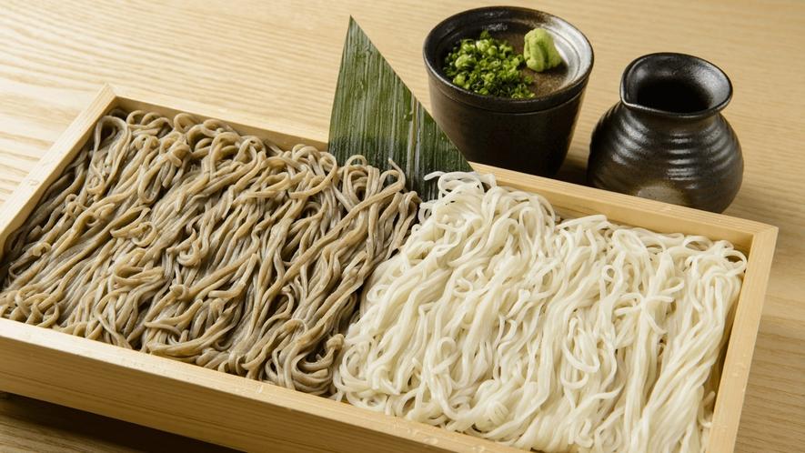 お食事処 実乃里/料理イメージ/合盛り蕎麦