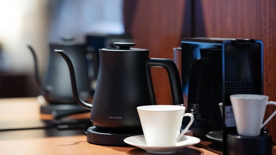 客室共通/コーヒーマシン