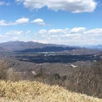 八風山登山/約2時間半のコースで心地のよい空気と自然を大満喫。下山後は天然温泉で癒しのひととき