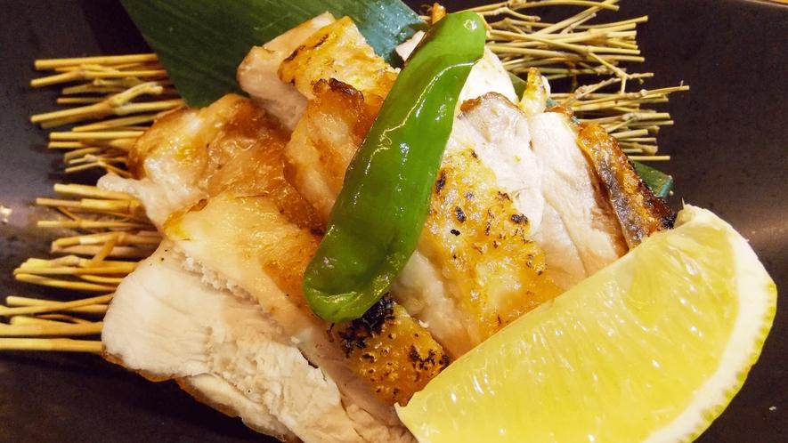 お食事処 実乃里/料理イメージ/ひなどりの海塩焼き
