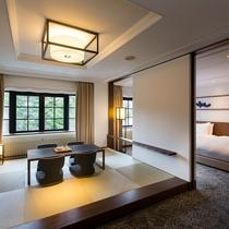 Premium Room With Tatami Corner
