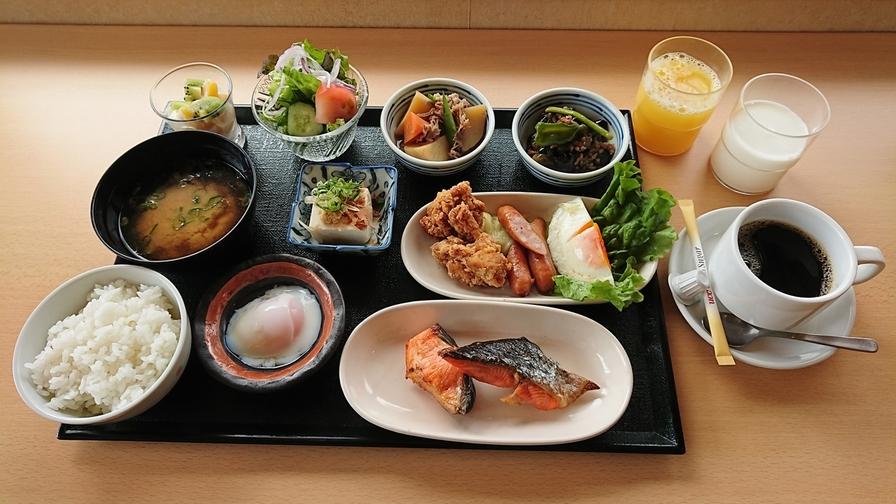 ★楽パック★朝食付きプラン 06:30〜OPEN
