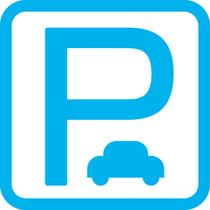駐車場は先着順でございます。