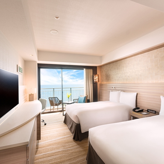 沖繩北谷希爾頓DOUBLETREE度假酒店