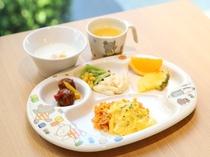 お子様朝食(参考画像)