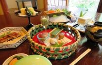 【前菜】夏のお料理