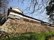 【福岡城】車で20分!黒田官兵衛が築き上げたお城。九州一大きなお城です。