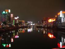 【中洲】日本三大歓楽街の一つ!車で15分でアクセス可能!