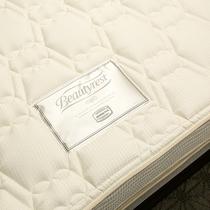 【ベッド】最上級の眠りを追求したシモンズのベッドを使用