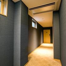 【館内一例】3階の廊下