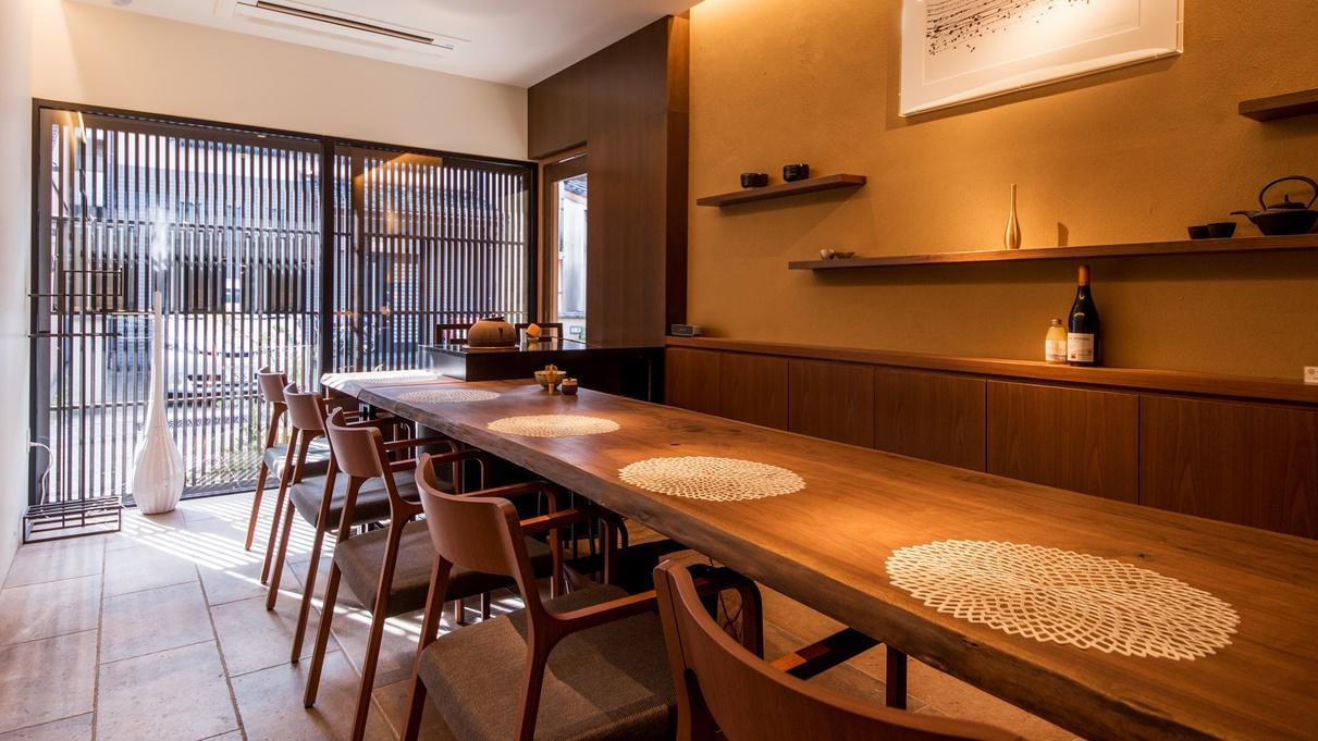 *【カフェ】朝食会場としてご案内することもございます。
