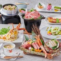 お夕食【全10品】