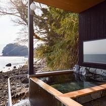 *【お部屋一例(大和)】特別室は露天風呂付き!