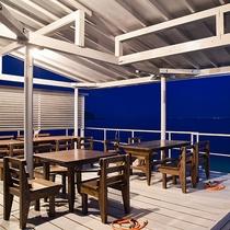 *【桟橋BBQ】新鮮食材でBBQも可能です♪詳しくは宿までお問い合わせ下さい。