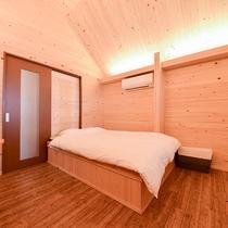 *【お部屋一例(武蔵)】木のぬくもり溢れるお部屋です。