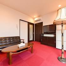 *【お部屋一例(大和)】当館で限定1R の露天風呂付き特別室です。