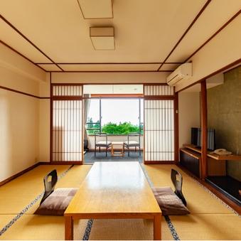 【景観重視】★桜島を望むスタンダード和室(最大3名まで)