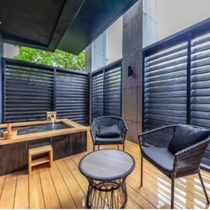 『SANAワイド』SANAブランドで一番の広さをもつ客室内露天風呂