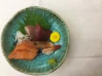 季節の和膳コース:造り