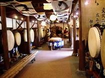 太鼓収蔵館