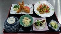 夕食サンプル 2
