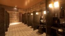 【女性】大浴場洗い場