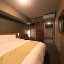 ■デラックスクイーンルーム25平米(ベッド幅160cm×195cm)■