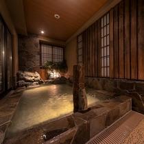 ■大浴場露天風呂■