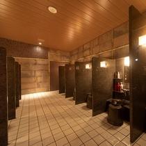 ■大浴場洗い場■