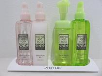 女性専用パウダールーム/化粧品(洗顔料・メイク落とし・化粧水・乳液)